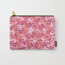 Bed of Orchids Carry-All Pouch