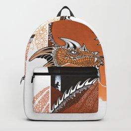 Fantastic Fire Dragon Backpack