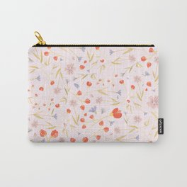W/LDFLOWERS Carry-All Pouch