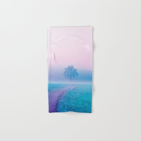 Pastel vibes 02 O-P Hand & Bath Towel