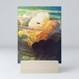 Catmota - N.C. Wyeth Mini Art Print