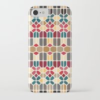 budapest iPhone & iPod Cases featuring Budapest Voronoi by Enrique Valles