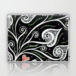 Night Blooming Laptop & iPad Skin