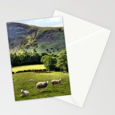 Lucky Sheep Stationery Cards
