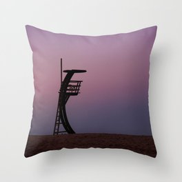 Nothing to watch Throw Pillow