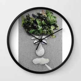 "EPHE""MER"" # 211 Wall Clock"