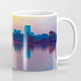 Come Sit With Me At Sloan Lake Downton Denver Coloado Coffee Mug