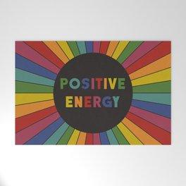 Positive Energy Welcome Mat