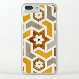 Wounds of Beauty Clear iPhone Case