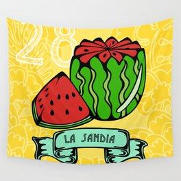La Sandia Wall Tapestry