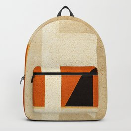 Solitaire du Figaro (ocre) Backpack