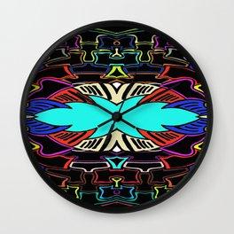 PatternFuns Wall Clock