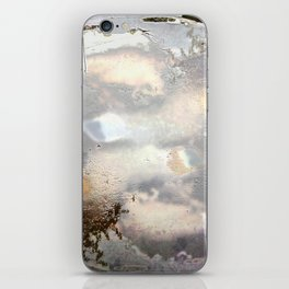 Puddles iPhone Skin