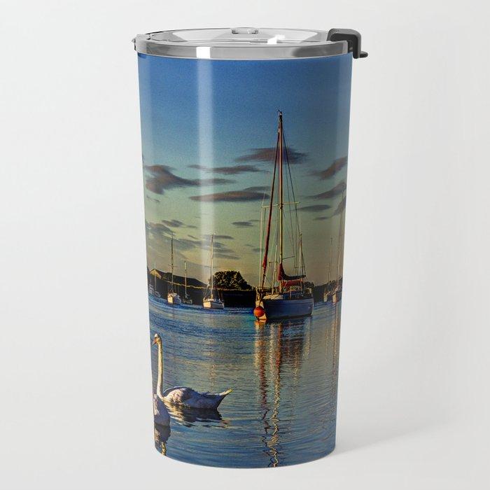 Swan River Travel Mug