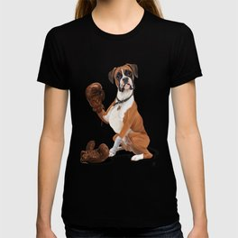 The Boxer (Wordless) T-shirt