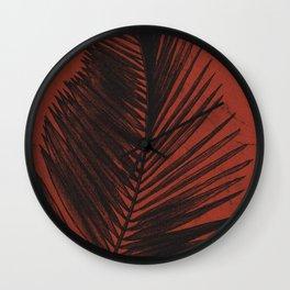 Rongorongo Wall Clock