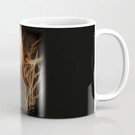 vintage edison bulb reflection Coffee Mug