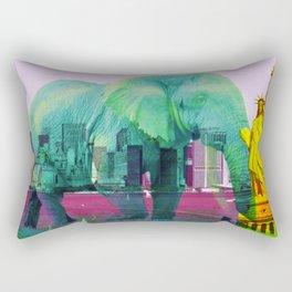 Herman I by Naoma Serna Rectangular Pillow
