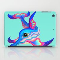 dolphin iPad Cases featuring dolphin by giol's