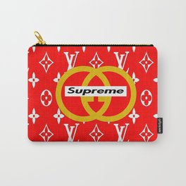 Supreme x guci Carry-All Pouch