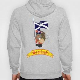 Greetings from Scotland Hoody