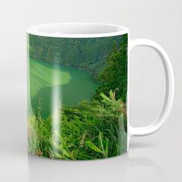 Lake in Azores Coffee Mug