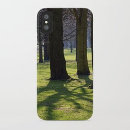 2009 - Park (High Res) iPhone Case