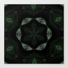 Kaleidoscope 'RK2 SQ' Canvas Print