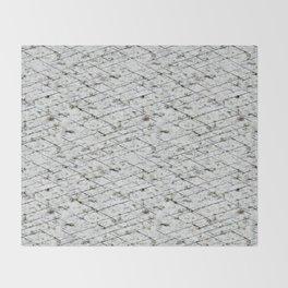 Hornfels 01 - Texture Throw Blanket