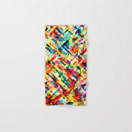 Summertime Geometric Hand & Bath Towel