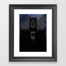 Dark Paradox Framed Art Print