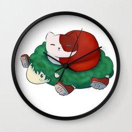 BnHA Atsume - Todoroki Wall Clock