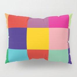 Color block no.1 Pillow Sham