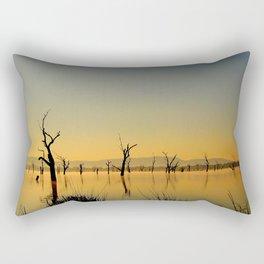 Tranquility  Rectangular Pillow