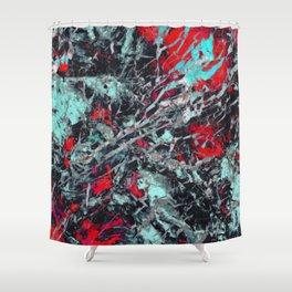 α Equuleus Shower Curtain