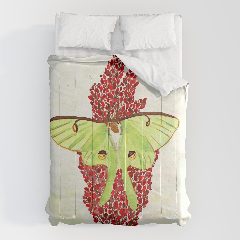 Dreamy lunar moths