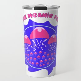 Big Pink Meanies Travel Mug