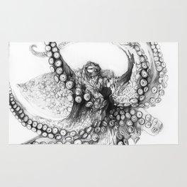 Giant Octopus Rug