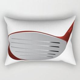 Golf Club Rectangular Pillow