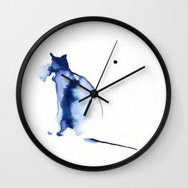 Dinamic Cat Wall Clock