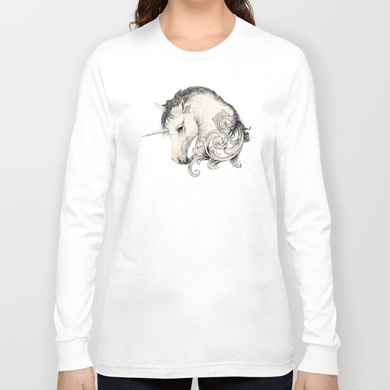 Classic Unicorn Long Sleeve T-shirt