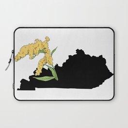 Kentucky Silhouette Laptop Sleeve