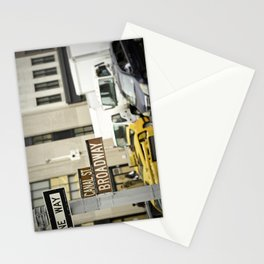 Standing at the Crossroads Stationery Cards