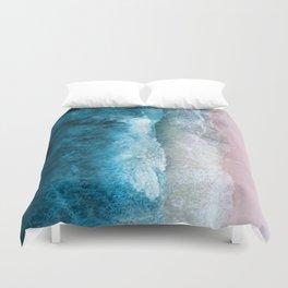 Blue Sea III Duvet Cover