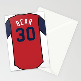 Koda Glover Players' Weekend Jersey Stationery Cards
