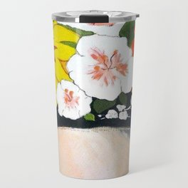 My Frida's Flowers Travel Mug