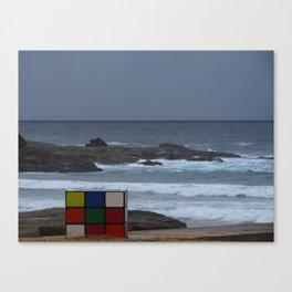 Lost Puzzle I Canvas Print