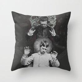 Worlds Hitherto Unseen Throw Pillow