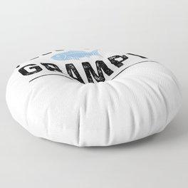 Reel Cool Grampy Floor Pillow