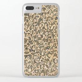 Cecilia Clear iPhone Case